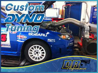 DB Performance | Performance Installs | Dyno Tuning AWD/RWD