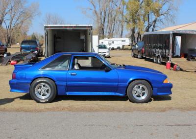 Bill's 1989 Mustang Vortech Supercharged