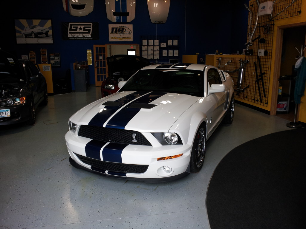 Bobby S 2007 Shelby Gt500 Db Performance