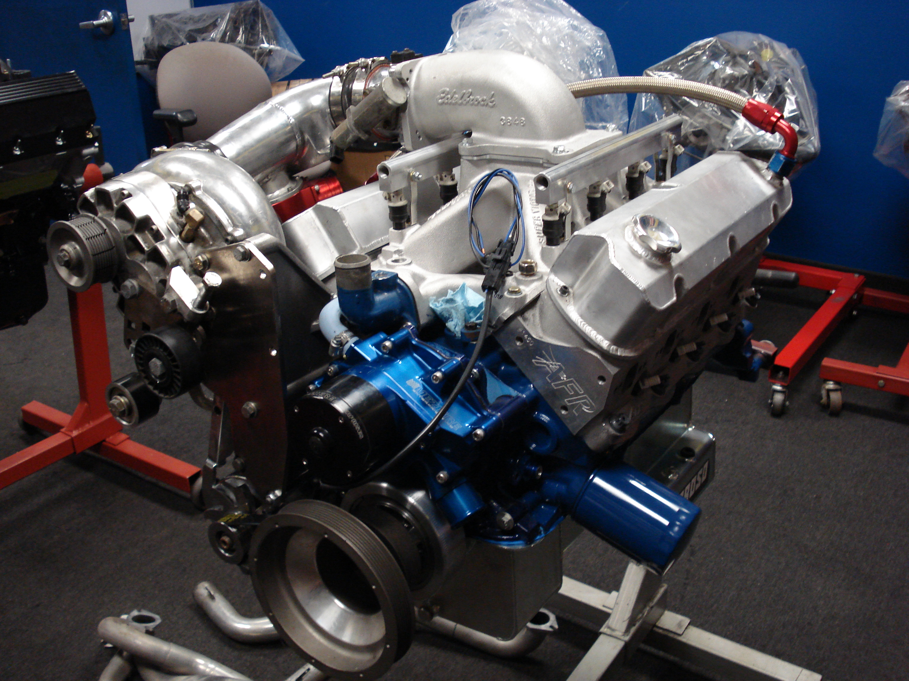 Bill S 1989 Mustang Vortech Supercharged Db Performance