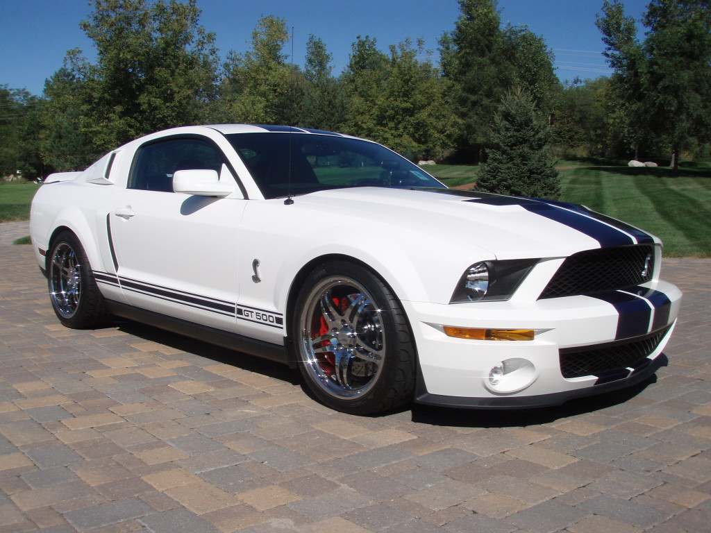 2015 Mustang Wheels >> Bobby's 2007 Shelby GT500 | DB Performance