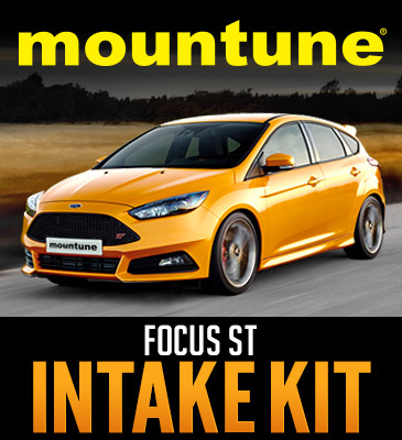 mountune Low Restriction Intake: 2013-2015 Ford Focus ST