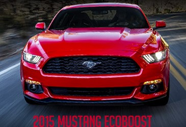 COBB Front and Rear Sway Bars: Ford Mustang Ecoboost