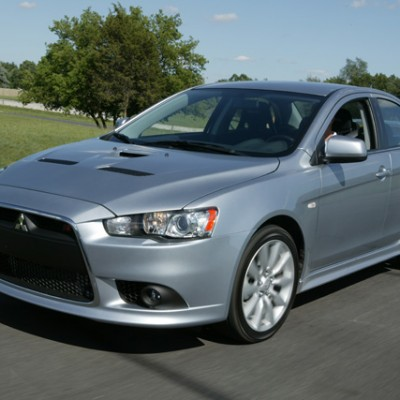 Lancer Ralliart Turbo 2009+